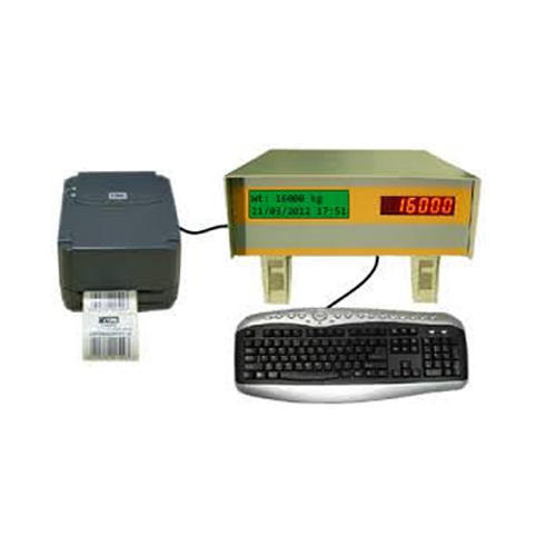 Weighbridge Indicator