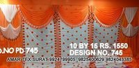Mandap Parda decoration cloth