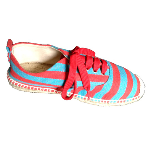 Ladies Canvas Shoes