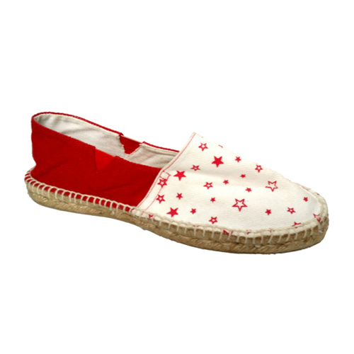 Ladies Printed Loafer Shoes