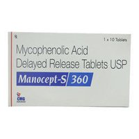 Mycophenolic Acid Tablet