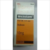 Midazolam injection