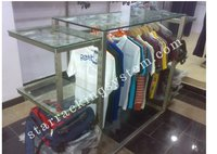 Display Racks for Kirana Store