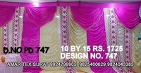 Latest tent parda design