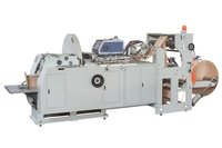 LMD-400 Automatic High Speed Food Paper Bag Making Machine