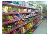 Grocery Market Display Racks