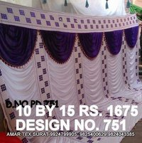 Wedding mandap parda designs