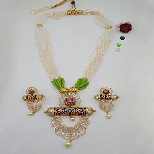 Bridal Kundan Necklace Sets