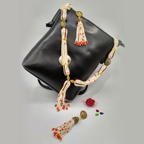 Polki Jewellery Set