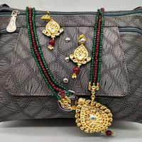 Fashionable Bridal Jewellery Set