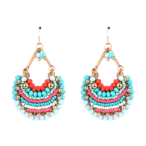 Girls  Beaded Earring