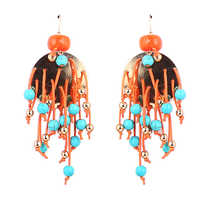 Girls Long Fashion Earrings
