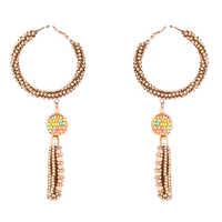 Ladies Beaded Earrings