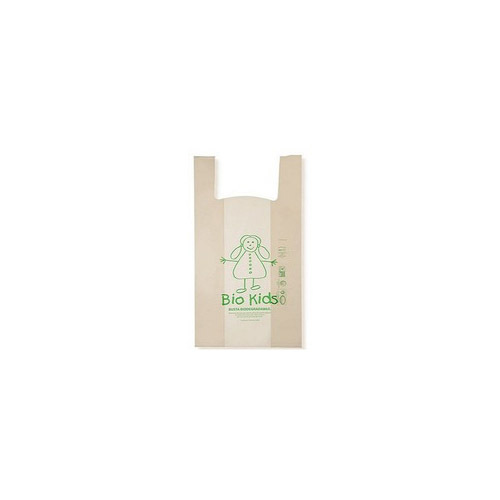 Biodegradable Compostable Shopper Bags