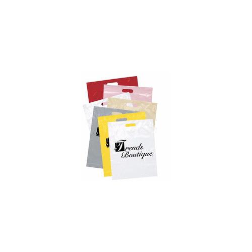 Die Cut Plastic Bag Europe Market Best Selling Available