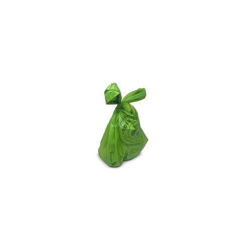 Green Compostable Bag