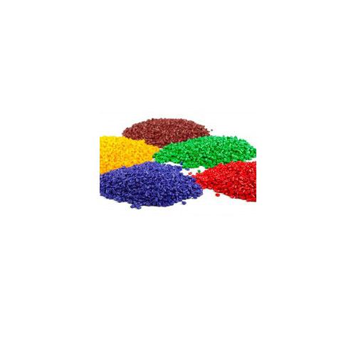Multicolor Plastic Filler Masterbatch