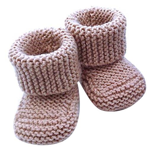 Designer Baby Booties