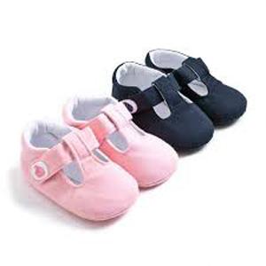 Plain Baby Shoes