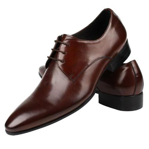 Mens Formal Brown Shoes