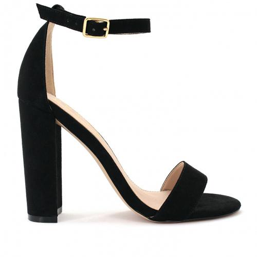 Womens Heeled Sandals