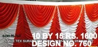 New designs tent parda