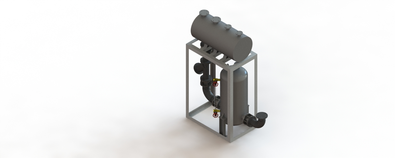 Condensate return pump