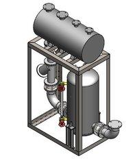 Condensate return pump