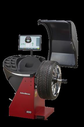 Wheel Balancing Machine B600L