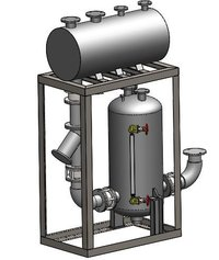 Condensate Water Recovery System