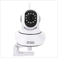 Wireless Smart IP Camera-D8810