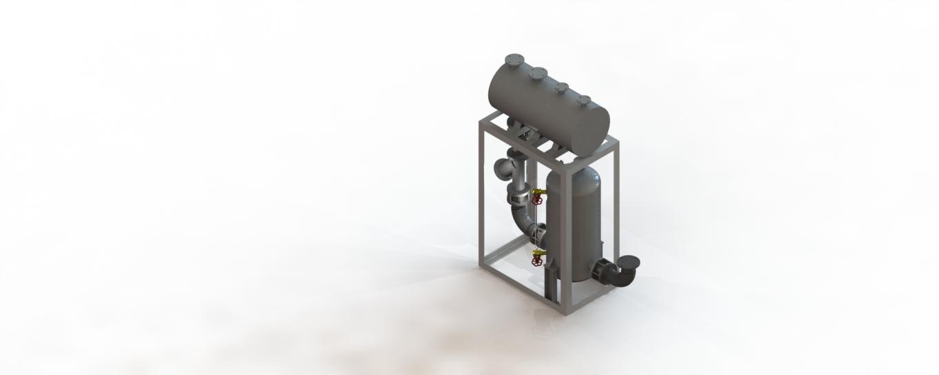 Steam condensate pumps
