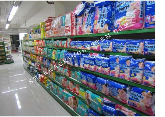 Heavy Duty Grocery Racks