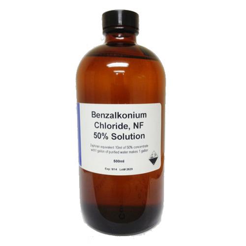 Benzalkonium Chloride NF Solution
