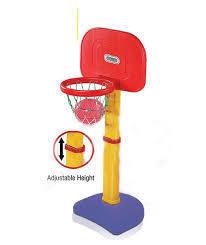 Adj Basketball Set