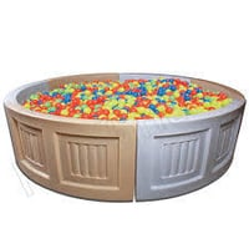 Plastic Ball Pool