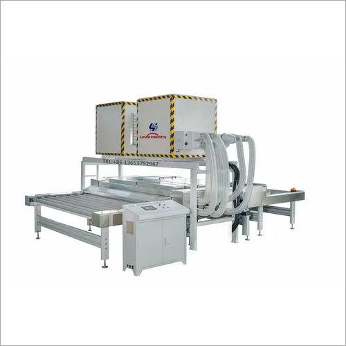 High Speed Glass Washing Machine with 2 Blowers