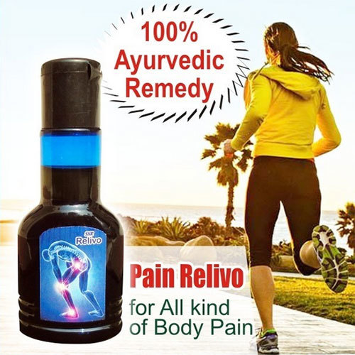 Pain Relivo Oil