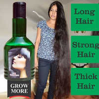 Grow More Hair Oil
