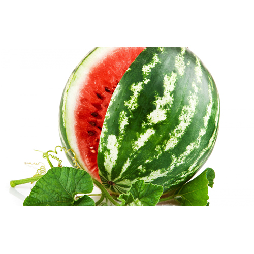 Fresh Juicy Watermelon