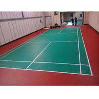 Epoxy Tennis Court Flooring Paint