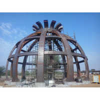 Industrial Dome Fabricated Structure