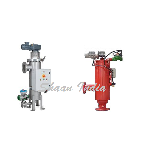 Self Cleaning Valves