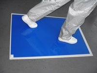 Blue Disposable Sticky Mat