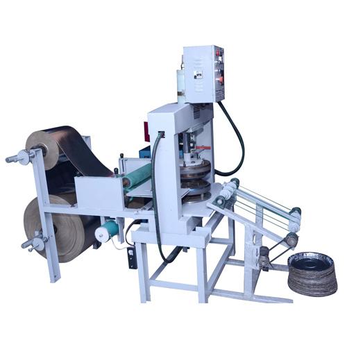 Fully Automatic Hydraulic Dona And Thali Machine