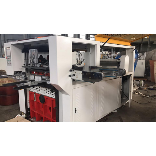 950 JPM  Semi Automatic Die Cutting Machine