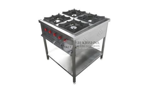 India Cooking Range