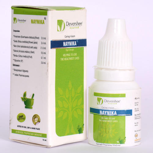 Ayurvedic Eye Drops