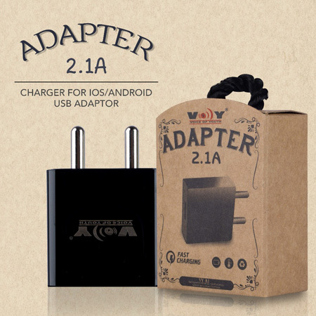 2.1 Amp USB Charger Adapter