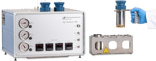 H2S Analyzer 320